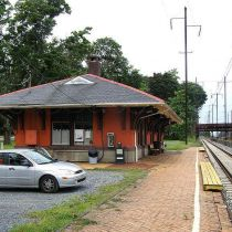 Parkesburg Amtrak Train Station Not A PennDOT Priority
