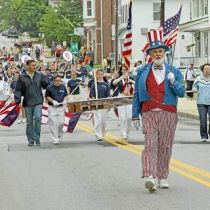 Parkesburg Memorial Day Parade, Community Day Today