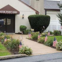 Parkesburg VFW Holds Free Community Breakfast