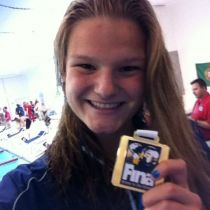 Octorara Swimmer Takes Gold, Silver and Bronze