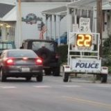 Parkesburg Police Monitor Speed On First Avenue