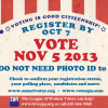 Voter Registration At Parkesburg Library Thursday