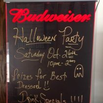 Calendar Alert: Rocco & Anna's Hosts Halloween Party
