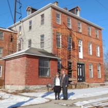 Shivery's Give 170 Year-Old Christiana Hotel A Facelift