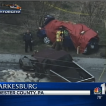 Driver Dies, Road Closed After Route 10 Accident