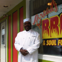 Bread's BBQ'ing A Home In The 'Burg