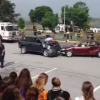 Emergency Responders Stage Mock Car Crash For Octorara Students