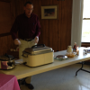 Community Breakfast At Parkesburg VFW