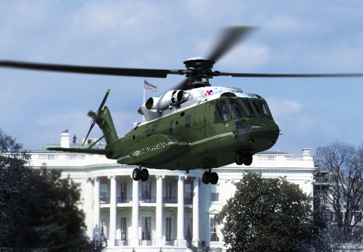 Coatesville Firm Will Assemble New Presidential Helicopter Fleet