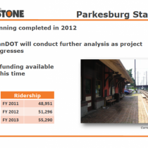 Parkesburg Train Station Updgrade Update: It's Frustrating