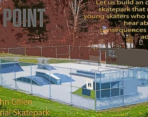 Plans For Memorial Skate Park In Parkesburg Moving Forward