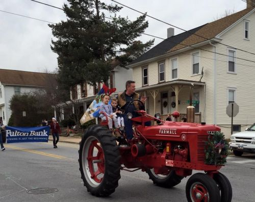 Parkesburg 2016 Christmas Parade