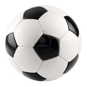 11933351-a-classic-black-white-soccer-ball-on-white-background