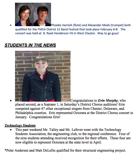 4.11.2014 Principal's Newsletter 3