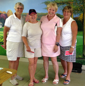 6.22.2014 Parkesburg Library 17th Annual Golf Tournament