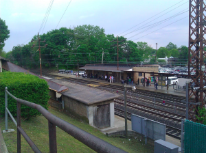 9.4.2014 Paoli Train Station