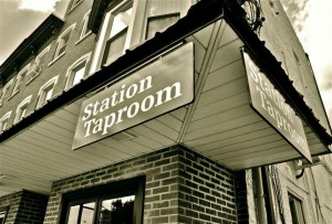 Station taproom